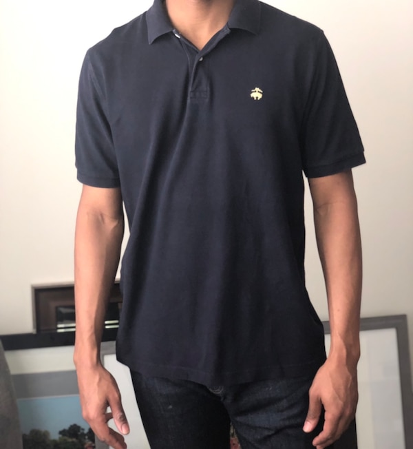 Brooks Brothers Navy Polo Size Large