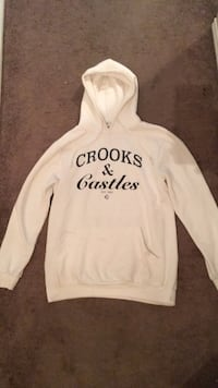 White Crooks & Castles sweater Edmonton, T6L 3N4