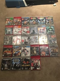 28 PS3 Video Games St Thomas, N5R 4S8
