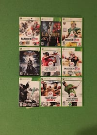 XBOX 360 GAMES FOR SALE Jenkintown, 19046