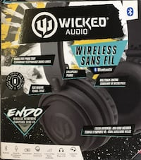 WICKED AUDIO WIRELESS ENDO Montreal East