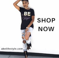 a BE Lifestyle Signature T-Shirt Los Angeles, 90003
