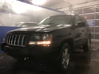 Jeep Grand Cherokee 4+4 limited v8 2004 3154 km