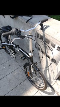 Folding bike Washington, 20011