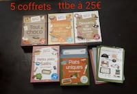 Lot de fiches magnets tbe Deuil-la-Barre, 95170