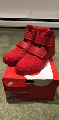Nike Flystepper 2K3, Size 11.5 Washington, 20005