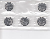 2017 25-CENT CIRCULATION COIN - 125TH ANNIVERSARY OF THE STANLEY CUP TEN COIN PACK Richmond Hill