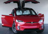 ♛2017 Tesla Model X Burlington