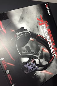 Gaming Headset Med USB Oslo, 1051
