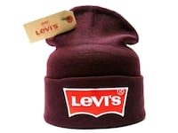 Levis шапка бордовый  Moscow, 101752