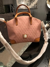 NWT Dooney And Bourke Pink Satchel  Colorado Springs, 80910