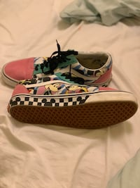 Mickey limited 90th vans size 11 sz 11 men's