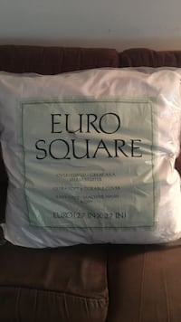 Pillow (two) 27x27