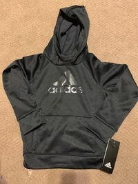 NWT adidas girls hoodie, 2 sizes Plano, 75093
