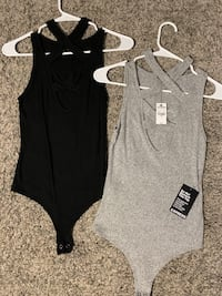 Express Body Suit Tops-Sm Castro Valley, 94552