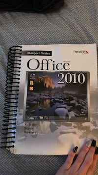 Office 2010 Marquee Series book Sunrise, 33313