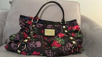 Black and pink floral tote bag Dallas, 75248