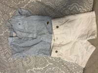 Zara Baby Boy 3/6 months linen outfit Pearland, 77584