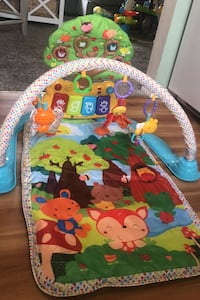 VTech Baby Lil' Critters Musical Glow Gym Valley Stream, 11580