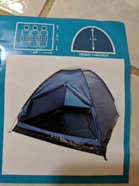 3 person tent, brand new Whitchurch-Stouffville