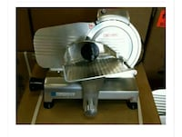 Commercial Meat Slicer 8 inches Eurodib 581 km