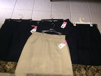 School uniforms New w/ tags Cape Coral, 33909