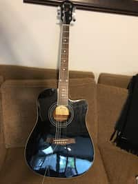 Used Fender Acoustic Electric Guitar For Sale In Longwood Letgo