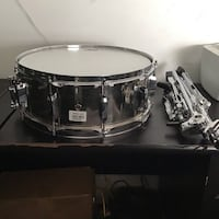 black and gray drum set Riverdale, 30296