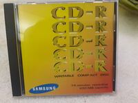 Blank Recordable CD, Samsung, High Quality 10 piec 561 km
