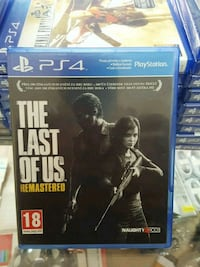 The Last Of Us Remastered Ps4 8410 km