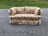 Couch Sofa Loveseat by Wesley Hall  Etters, 17319