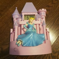 Disney Princess Projection Alarm Clock  Vaughan, L4H 0Y3