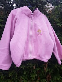 Disney prinsesse fleece jakke str 110 Vestby, 1555