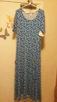 New Royal blue lularoe dress!!!! Owings Mills, 21117