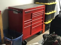 Used Snap On 40 Tool Cart Kra4813fpbo For Sale In