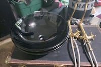 Modern round glass Sinks and faucets all new fitti Altamonte Springs, 32714