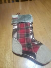 New - V & M Christmas stocking  567 mi