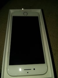 silver iPhone 6 with box 43 km