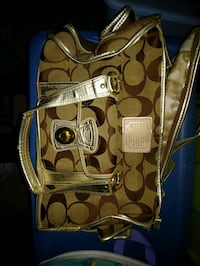 Vintage Coach Dog Carrier Clay, 13041