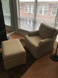 Sam Moore Chair & Ottoman  Atlanta, 30309