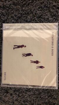 Mumford and Sons - Delta CD 549 km