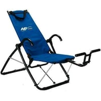 AB LOUNGE EXERCISE CHAIR 866 mi