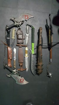 All my weapons Woodbridge Township, 07095