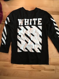 Off White Shirt Edmonton, T6J 1V3