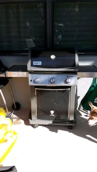 Large Weber Grill