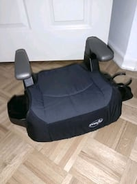 Baby booster car seat