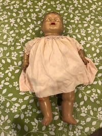 Antique Reliable Doll
