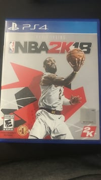 2k18 barely used, price is negotiable Plainfield, 06374