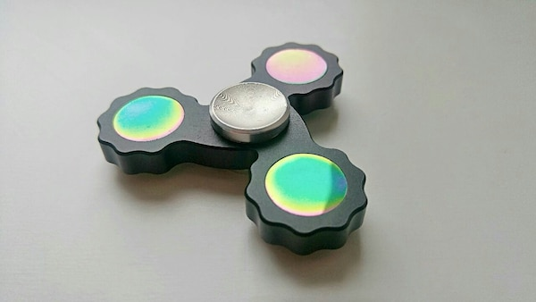 Quality Stainless Steel Fidget Spinner