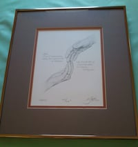 "Framed ""Legacy"" Print by Robert Sexton  West Springfield"